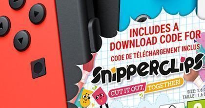 Snipperclips - Cut it out, together! julkaistaan Nintendo Switchille 3. maaliskuuta!