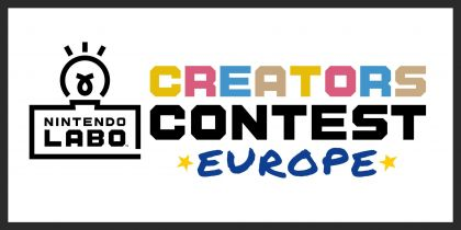 Introducing the Nintendo Labo Creators Contest for Europe!