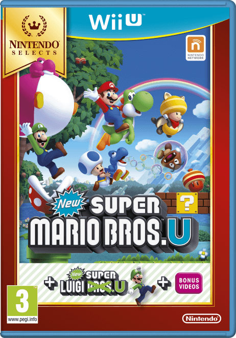 New Super Mario and Luigi U
